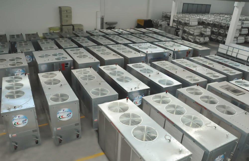 Ice Rink Chillers | Industrial Frigo Ice USA