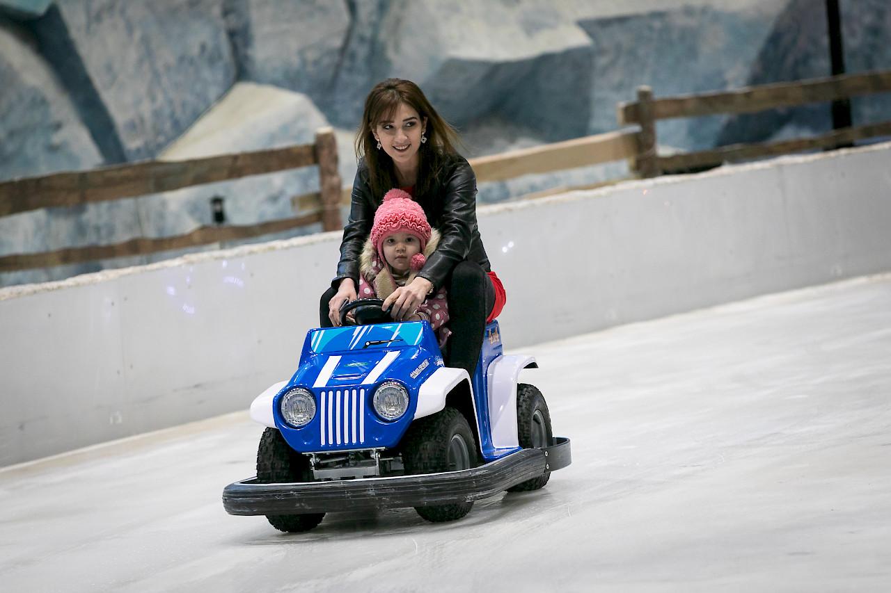Ice Go Karts