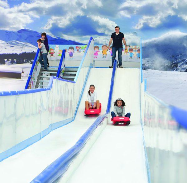 ice vertigo ice slide