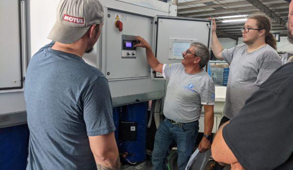 Industrial Frigo Ice USA Tech Week Expo