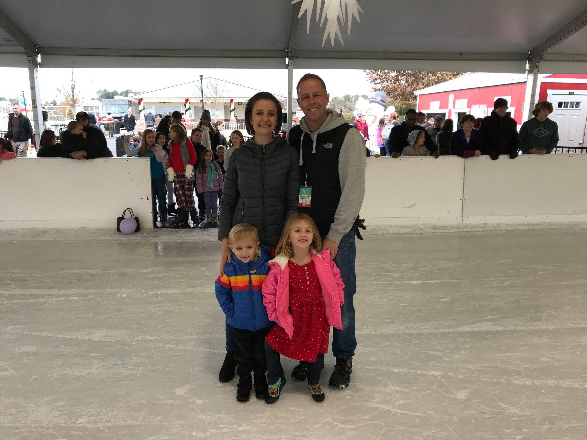 Evans On Ice